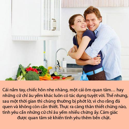 """ham nong"" tinh yeu vo chong truoc nam moi - 6"