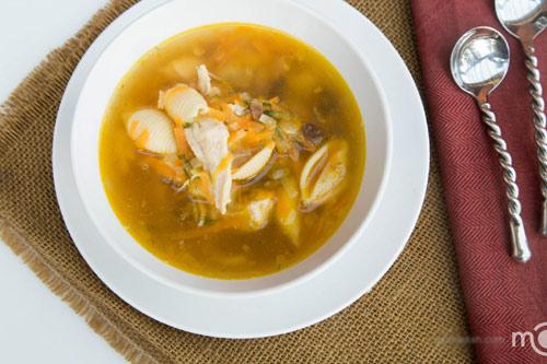 sup ga pasta ngon la mieng - 5