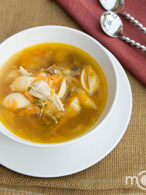 sup ga pasta ngon la mieng - 6