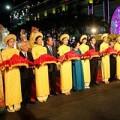 Tin tức - Đường hoa Nguyễn Huệ đông nghẹt ngày khai mạc