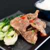 Bếp Eva - Thịt lợn rang muối tiêu kiểu Trung Quốc