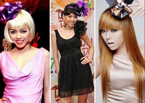 nhung sao viet 'pha cach' that bai nam 2013 - 15