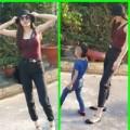 Làng sao - Subeo cắt đầu cực chất đi chơi Tết cùng mẹ