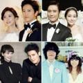 Làng sao - Những cặp đôi đẹp nhất xứ Hàn năm qua