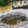 Bếp Eva - Cá sa ba nướng giấy bạc thơm lừng