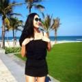 Làng sao - HH Thùy Dung tận hưởng nắng gió quê nhà