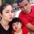 Làm mẹ - Những em bé đáng yêu nhất bóng đá Việt