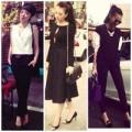 Thời trang - Sao Việt chọn đồ giản dị du xuân đầu năm