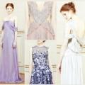 Thời trang - Váy dạ hội Xuân cho nàng thích tiệc tùng