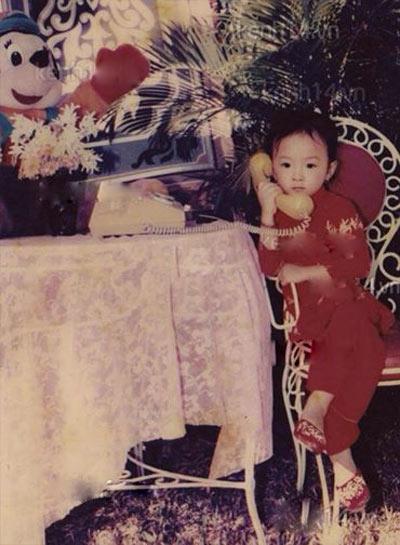 angela phuong trinh khoe anh tet nam 1999 - 1