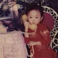 Làng sao - Angela Phương Trinh khoe ảnh Tết năm 1999