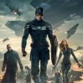Đi đâu - Xem gì - Captain America tung loạt poster mãn nhãn
