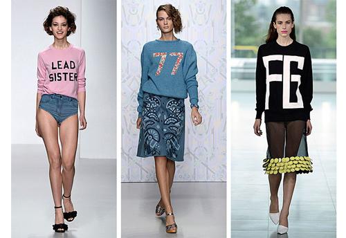 Con sốt thời trang khẩu hiệu mùa Xuân/Hè 2014 - 3