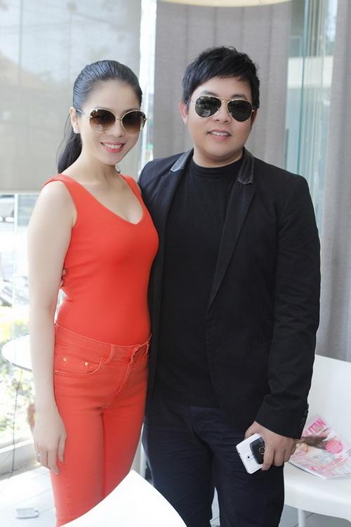 phuong my chi duoc cha nuoi quang le li xi - 11
