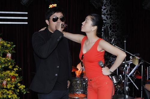 phuong my chi duoc cha nuoi quang le li xi - 12