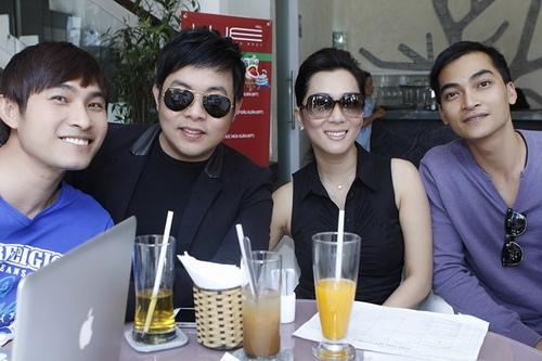 phuong my chi duoc cha nuoi quang le li xi - 16