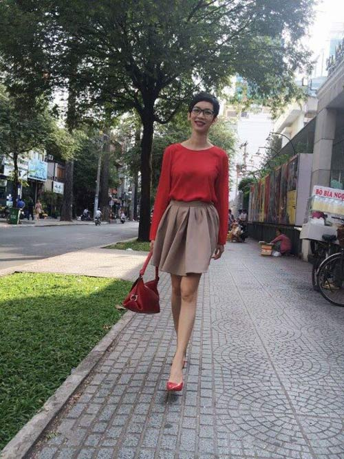 nguong mo style tao bao sau sinh cua xuan lan - 9