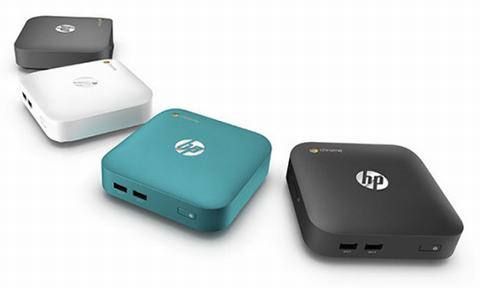 hp ra mat chiec may tinh chromebox dau tien - 1