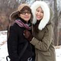 Làng sao - Dương Thùy Linh tình cảm bên chồng ở Hàn Quốc