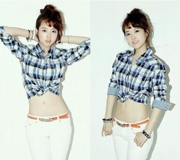 nhung my nhan han khong can photoshop - 9