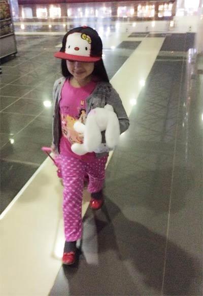 thuy hang, thuy hanh vui choi o singapore - 9