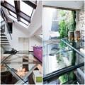Nhà đẹp - Sàn kính: Thăng hạng phong cách nhà mình!