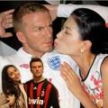 Làng sao - Loạt sao nữ Việt mê mệt David Beckham