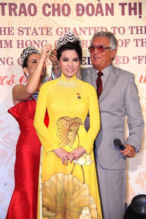 """ts kim hong hanh phuc vi """"song hy lam mon"""" - 5"""