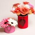 Nhà đẹp - Valentine tự cắm hoa đẹp tặng người ấy!