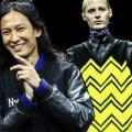 Thời trang - Sàn catwalk xoay độc đáo của Alexander Wang