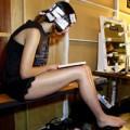 Thời trang - Chân dài ham đọc, ngược đời hay không?