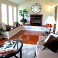 Nhà đẹp - Bí quyết trang trí phòng khách dài và hẹp