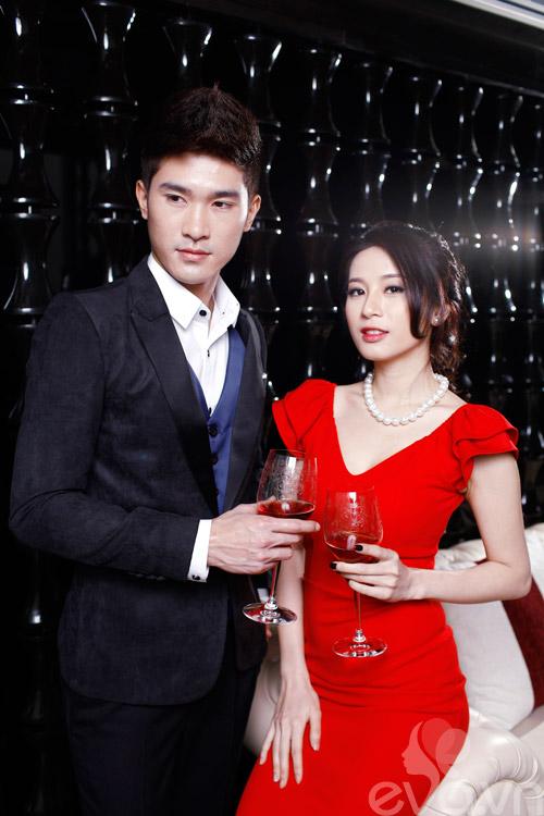valentine: ngot ngao dien do doi cung chang - 8
