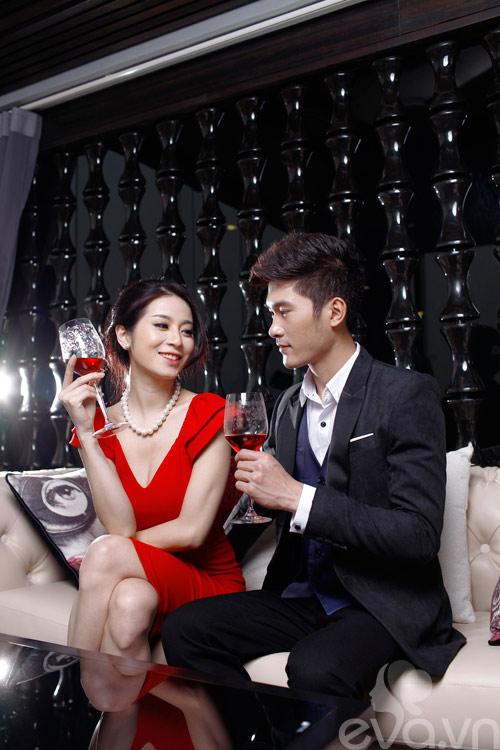 valentine: ngot ngao dien do doi cung chang - 9