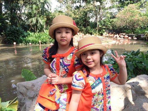 thuy hang, thuy hanh bi nham la nhom twins - 11