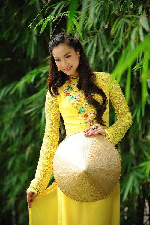 vuong thu phuong diu dang sac hoa mai - 3