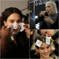 Thời trang - Đột nhập hậu trường hối hả của New York FW