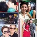 Làng sao - Những cặp đôi mới lộ diện mùa Valentine