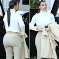 "Làng sao - Eva ""soi"" 11/2: Kim Kardashian khoe ""siêu vòng 3"""