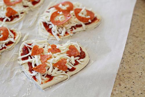 pizza… cung valentine - 7