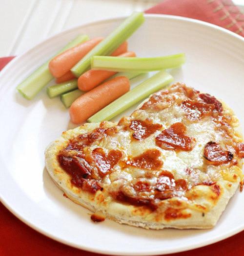 pizza… cung valentine - 8