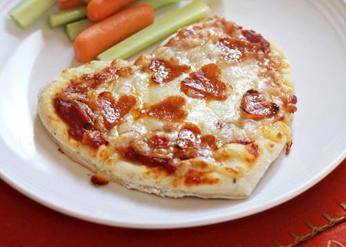 pizza… cung valentine - 9
