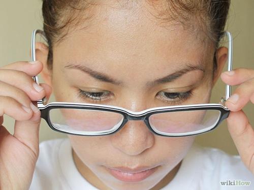Kết quả hình ảnh cho bảo quản kính mắt