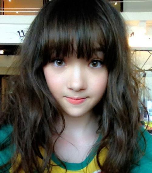 ve dep hot girl thai lan 'cuong' tieng viet - 6