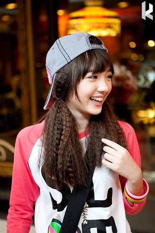 ve dep hot girl thai lan 'cuong' tieng viet - 7