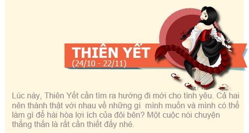 boi tinh yeu ngay 13/02 - 10