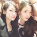 """Làng sao - Á hậu Tú Anh """"đọ sắc"""" với em gái Mai Phương Thuý"""