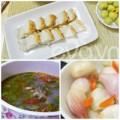 Bếp Eva - Thực đơn: Thịt quay bì giòn, canh trùng trục