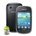 Eva Sành điệu - Samsung giới thiệu điện thoại 3 SIM Galaxy Star Trios