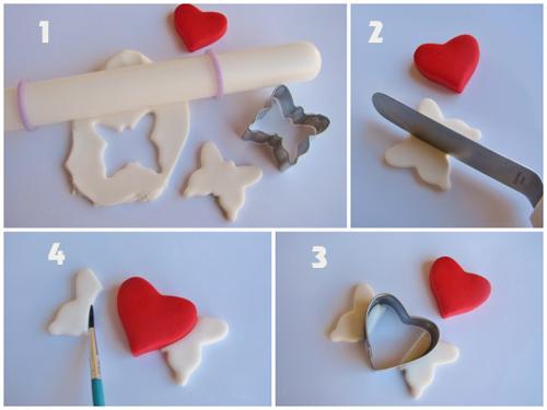 trang tri cupcake tinh tu cho valentine - 6